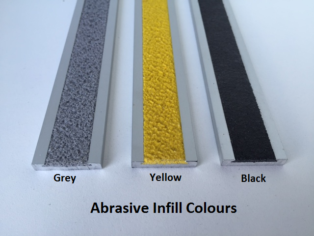 Abrasive Insert Colours